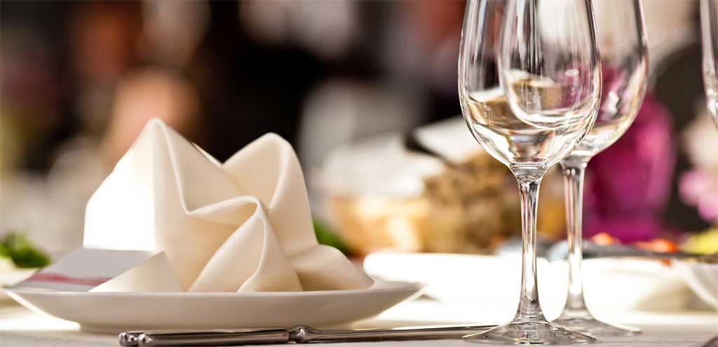 25 мая ресторан будет закрыт на «Банкетное обслуживание»